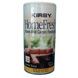 Original Kirby Teppich- und Raumauffrischer / Home Fresh 454g Duft Zitrone / Citrus / Lemon Scent