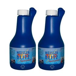 2 x 500ml Weisser Blitz Liquid Power Super Fettlöser / Universalreiniger