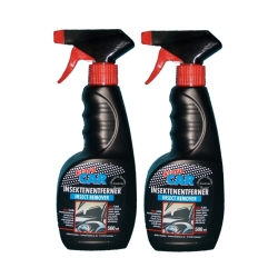 2 x 500ml Klaro Car - Insektenentferner / Insect Remover