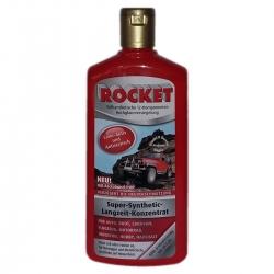 Autopolitur ROCKET Politur Color - Aktiv Langzeit - Konzentrat Rote Flasche 500ml