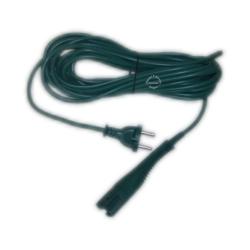 10 Meter Kabel / Netzkabel / Anschlusskabel / Stromkabel für Vorwerk Kobold 130 - 131
